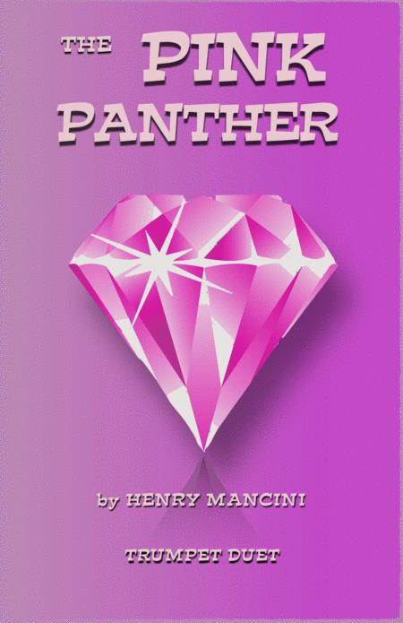 The Pink Panther from THE PINK PANTHER, Duet for two Trumpets