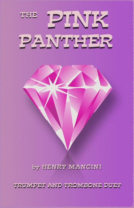 The Pink Panther from THE PINK PANTHER, Duet for Trumpet and Trombone