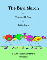 Bird March for Trumpet Solo by Eddie Lewis