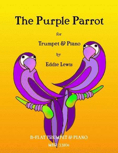 Purple Parrot Beginner Trumpet Solo by Eddie Lewis
