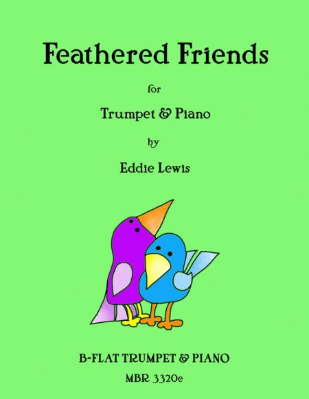 Feathered Friends Beginner Trumpet Solo by Eddie Lewis