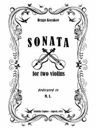 Sonata for Two Violins