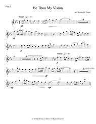 Be Thou My Vision (Flute Sextet)