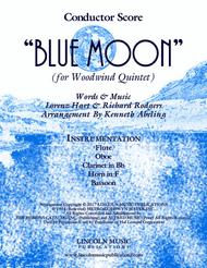 Blue Moon (for Woodwind Quintet)
