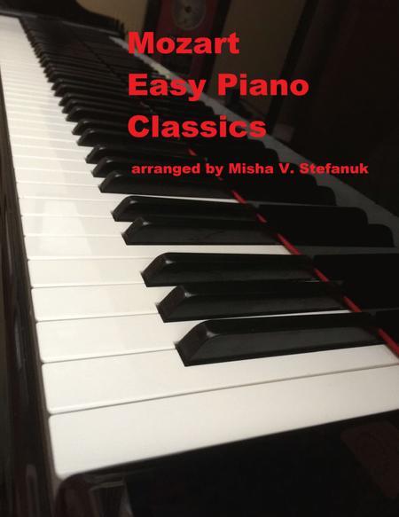 30 Mozart Easy Piano Classics