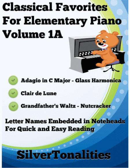 Classical Favorites for Elementary Piano Volume 1 A Sheet Music