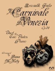 Carnival of Venice (Op.78) - Flute Duet