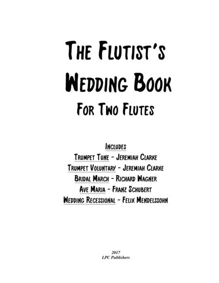 The Flutist's Wedding Book