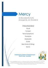 Mercy - 7 Piece Horn Chart