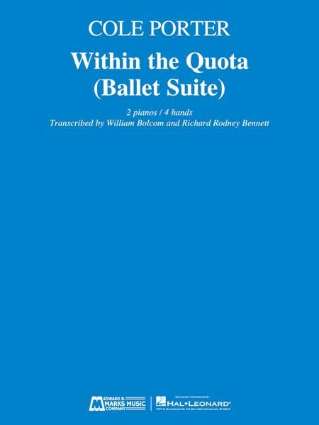 Within the Quota (Ballet Suite)
