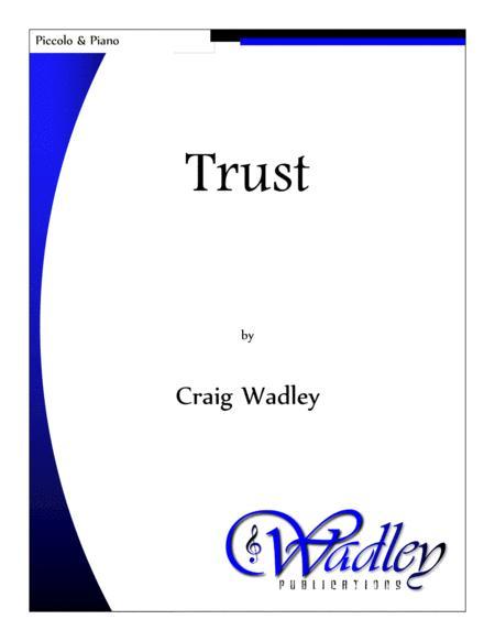 Trust. (Psalm 143)