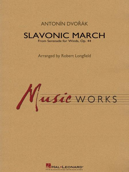 Slavonic March (from Serenade for Winds, Op. 44)