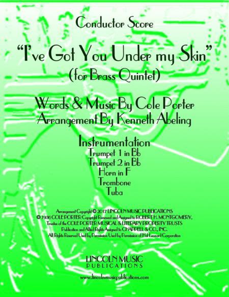 I've Got You Under My Skin (for Brass Quintet)