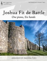 Joshua Fit de Battle (Piano Trio)