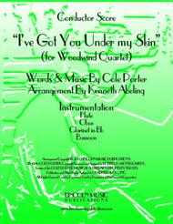 I've Got You Under My Skin (for Woodwind Quartet)