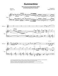 Summertime (Duet for Bb-Trumpet)