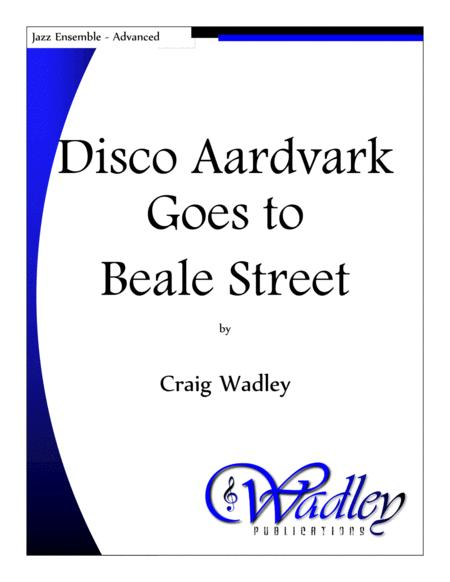 Disco Aardvark Goes to Beale Street