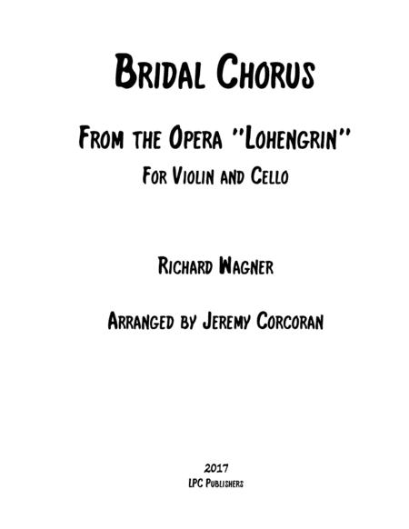 Bridal March From the Opera