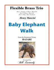 Baby Elephant Walk from the Paramount Picture HATARI!