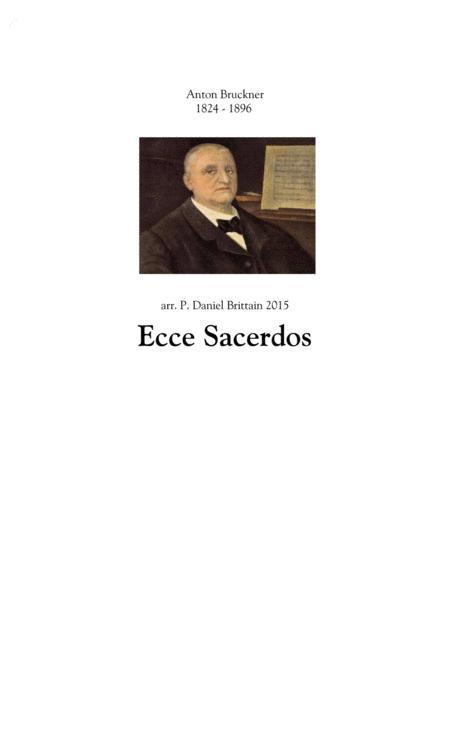 Ecce Sacerdos
