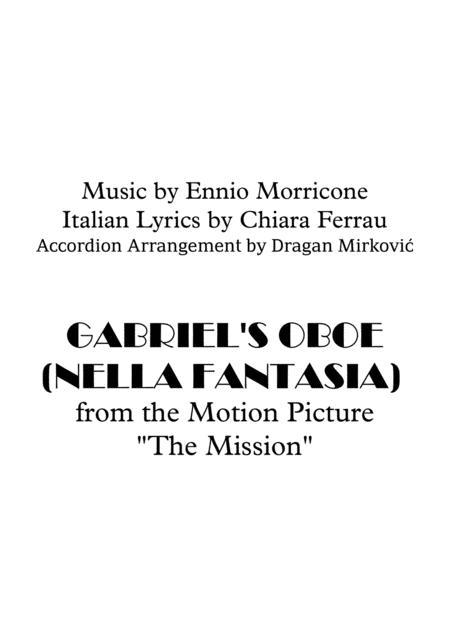 Gabriel's Oboe (Nella Fantasia)
