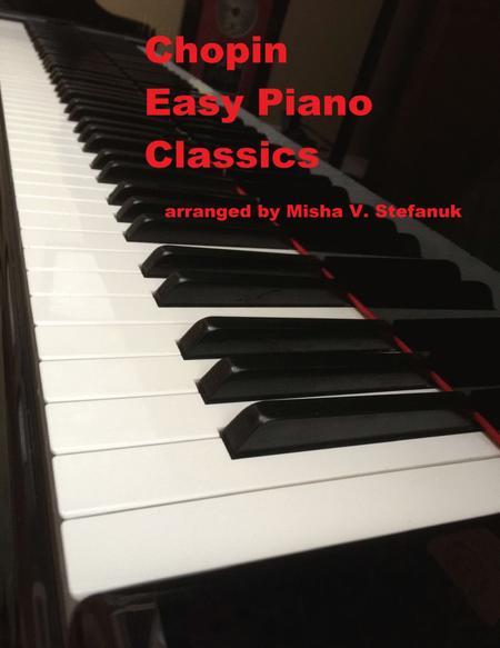 30 Chopin Easy Piano Classics