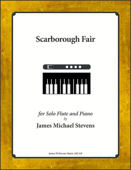 Scarborough Fair (Solo Flute & Piano)