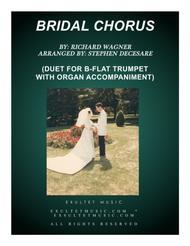 Bridal Chorus (Duet for Bb-Trumpet - Organ Accompaniment)