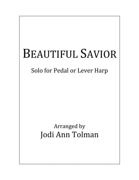 Beautiful Savior (Fairest Lord Jesus), Harp Solo