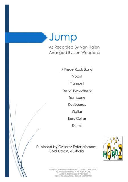 Jump - 7 Piece Horn Chart