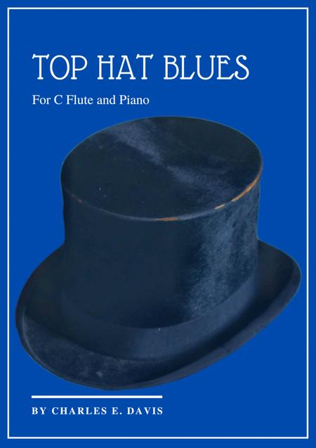 Top Hat Blues - C Flute and Piano