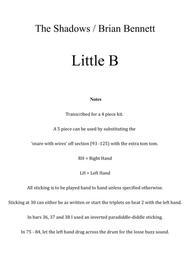 Little B (The Shadows)