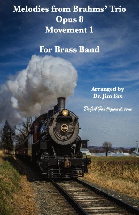 Brahms' Trio, Opus 8 for Brass Band