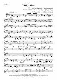 Take On Me (Violin Solo)