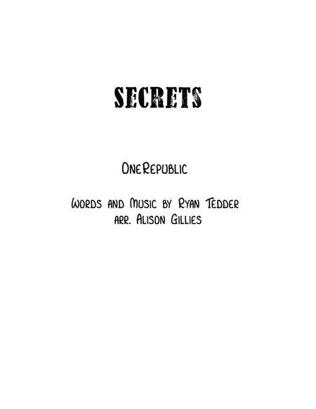 Secrets - String Duo (vln/vc)