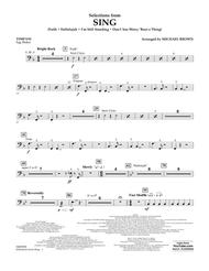 Selections from Sing - Timpani