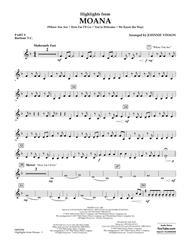Highlights from Moana - Pt.5 - Baritone T.C.