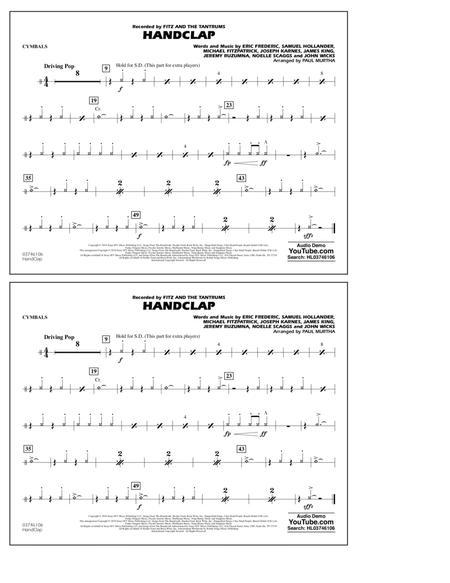 HandClap - Cymbals