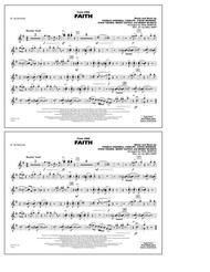 Faith (from Sing) - Eb Alto Sax