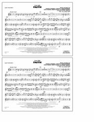 Faith (from Sing) - 2nd Bb Trumpet