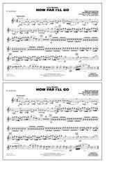 Download How Far Ill Go From Moana Eb Alto Sax Sheet
