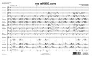 The Imperial Suite (from Rogue One: A Star Wars Story) - Conductor Score (Full Score)