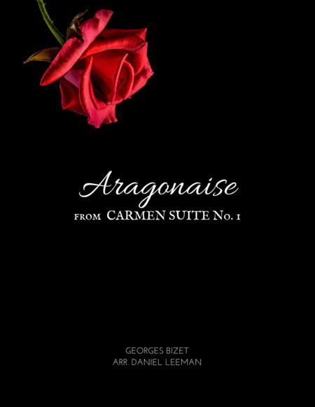 Aragonaise for Violin & Piano