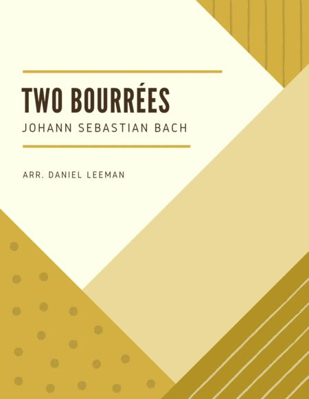 Two Bourrees for Tenor Saxophone & Piano