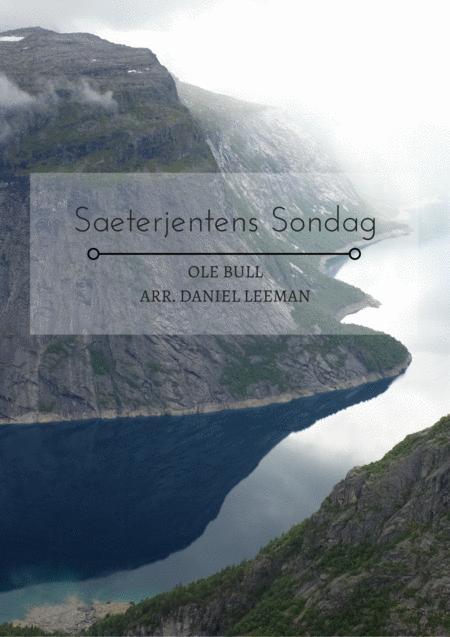 Saeterjentens Sondag for Oboe & Piano