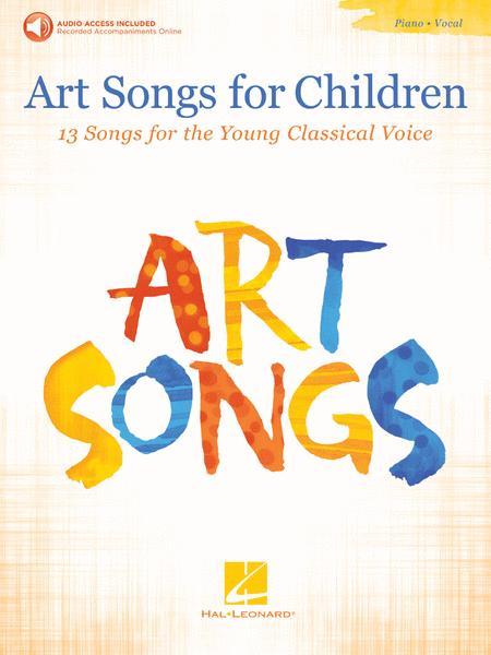 Art Songs for Children