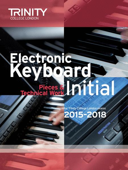 Electronic Keyboard Pieces & Technical Work 2015–2018: Initial