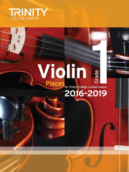 Violin Exam Pieces 2016–2019: Grade 1 (score & part)