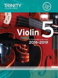 Violin Exam Pieces Grade 5 2016-2019 (score, part and CD)