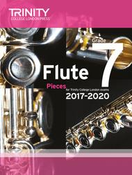 Flute Exam Pieces 2017–2020: Grade 7 (score & part)